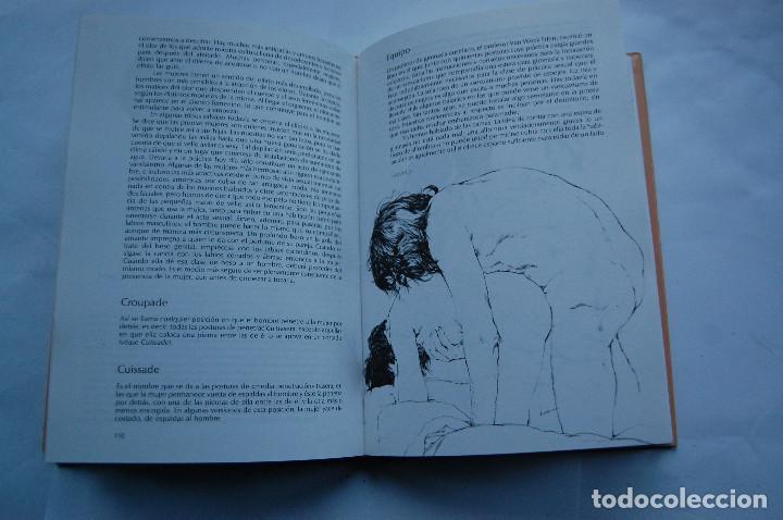 Libros de segunda mano: el goce de amar. Dr. Alex comfort. ediciones folio. 2009. tapa dura. guia ilustrada del amor. - Foto 7 - 110903699