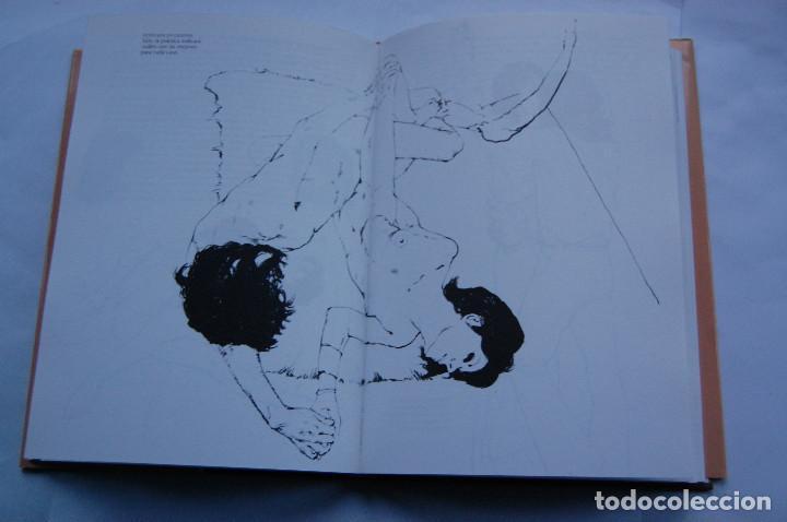 Libros de segunda mano: el goce de amar. Dr. Alex comfort. ediciones folio. 2009. tapa dura. guia ilustrada del amor. - Foto 9 - 110903699