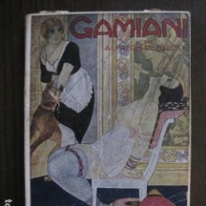 Libros de segunda mano: GAMIANI-DOS NOCHES DE QUIMERA-BIBLIOTECA FAUNO-AÑOS 30- MUCHOS DIBUJOS OXYMEL-VER FOTOS-(V-13.322). Lote 110907487