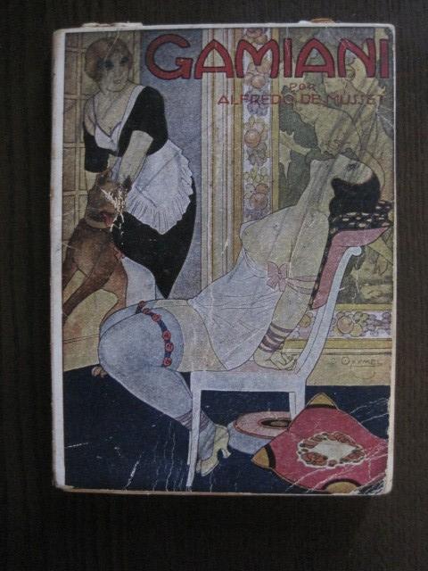 Libros de segunda mano: GAMIANI-DOS NOCHES DE QUIMERA-BIBLIOTECA FAUNO-AÑOS 30- MUCHOS DIBUJOS OXYMEL-VER FOTOS-(V-13.322) - Foto 2 - 110907487
