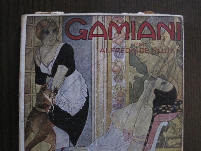 Libros de segunda mano: GAMIANI-DOS NOCHES DE QUIMERA-BIBLIOTECA FAUNO-AÑOS 30- MUCHOS DIBUJOS OXYMEL-VER FOTOS-(V-13.322) - Foto 3 - 110907487
