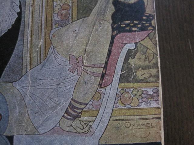 Libros de segunda mano: GAMIANI-DOS NOCHES DE QUIMERA-BIBLIOTECA FAUNO-AÑOS 30- MUCHOS DIBUJOS OXYMEL-VER FOTOS-(V-13.322) - Foto 4 - 110907487
