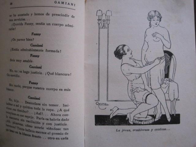 Libros de segunda mano: GAMIANI-DOS NOCHES DE QUIMERA-BIBLIOTECA FAUNO-AÑOS 30- MUCHOS DIBUJOS OXYMEL-VER FOTOS-(V-13.322) - Foto 9 - 110907487