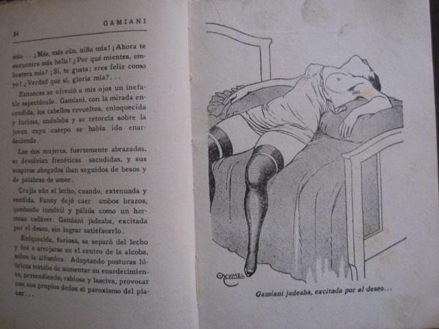 Libros de segunda mano: GAMIANI-DOS NOCHES DE QUIMERA-BIBLIOTECA FAUNO-AÑOS 30- MUCHOS DIBUJOS OXYMEL-VER FOTOS-(V-13.322) - Foto 10 - 110907487