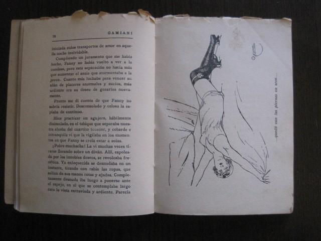 Libros de segunda mano: GAMIANI-DOS NOCHES DE QUIMERA-BIBLIOTECA FAUNO-AÑOS 30- MUCHOS DIBUJOS OXYMEL-VER FOTOS-(V-13.322) - Foto 20 - 110907487