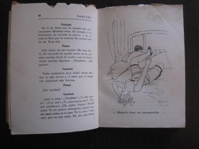 Libros de segunda mano: GAMIANI-DOS NOCHES DE QUIMERA-BIBLIOTECA FAUNO-AÑOS 30- MUCHOS DIBUJOS OXYMEL-VER FOTOS-(V-13.322) - Foto 21 - 110907487