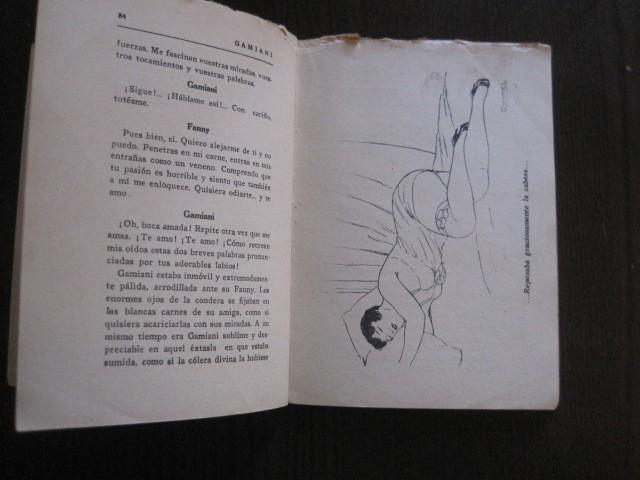 Libros de segunda mano: GAMIANI-DOS NOCHES DE QUIMERA-BIBLIOTECA FAUNO-AÑOS 30- MUCHOS DIBUJOS OXYMEL-VER FOTOS-(V-13.322) - Foto 22 - 110907487