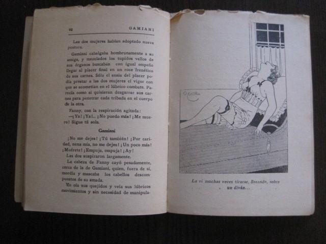 Libros de segunda mano: GAMIANI-DOS NOCHES DE QUIMERA-BIBLIOTECA FAUNO-AÑOS 30- MUCHOS DIBUJOS OXYMEL-VER FOTOS-(V-13.322) - Foto 24 - 110907487