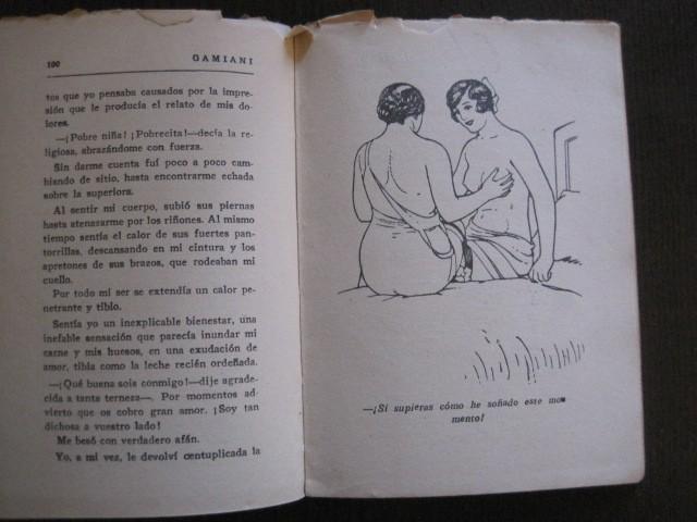 Libros de segunda mano: GAMIANI-DOS NOCHES DE QUIMERA-BIBLIOTECA FAUNO-AÑOS 30- MUCHOS DIBUJOS OXYMEL-VER FOTOS-(V-13.322) - Foto 27 - 110907487