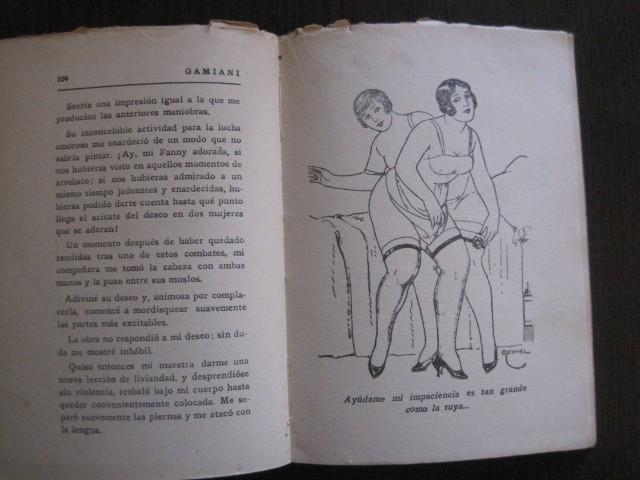 Libros de segunda mano: GAMIANI-DOS NOCHES DE QUIMERA-BIBLIOTECA FAUNO-AÑOS 30- MUCHOS DIBUJOS OXYMEL-VER FOTOS-(V-13.322) - Foto 28 - 110907487