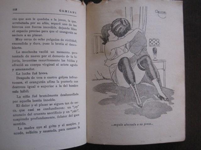 Libros de segunda mano: GAMIANI-DOS NOCHES DE QUIMERA-BIBLIOTECA FAUNO-AÑOS 30- MUCHOS DIBUJOS OXYMEL-VER FOTOS-(V-13.322) - Foto 30 - 110907487