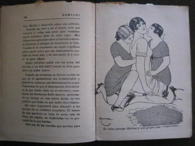 Libros de segunda mano: GAMIANI-DOS NOCHES DE QUIMERA-BIBLIOTECA FAUNO-AÑOS 30- MUCHOS DIBUJOS OXYMEL-VER FOTOS-(V-13.322) - Foto 33 - 110907487