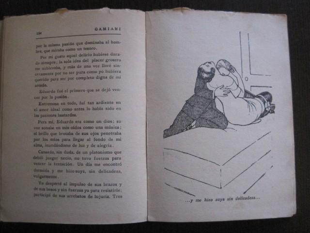 Libros de segunda mano: GAMIANI-DOS NOCHES DE QUIMERA-BIBLIOTECA FAUNO-AÑOS 30- MUCHOS DIBUJOS OXYMEL-VER FOTOS-(V-13.322) - Foto 34 - 110907487