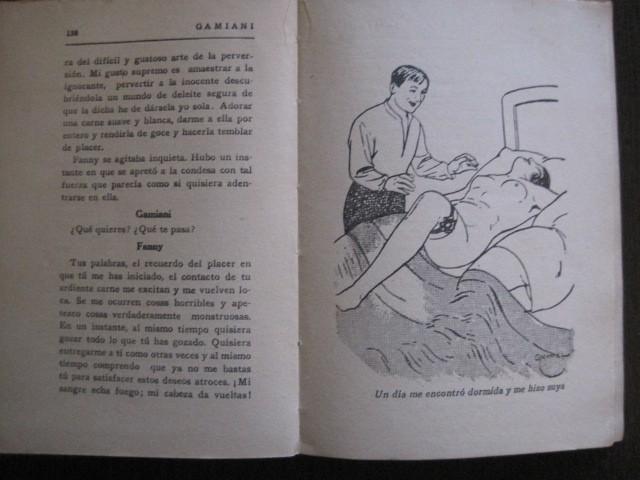 Libros de segunda mano: GAMIANI-DOS NOCHES DE QUIMERA-BIBLIOTECA FAUNO-AÑOS 30- MUCHOS DIBUJOS OXYMEL-VER FOTOS-(V-13.322) - Foto 35 - 110907487