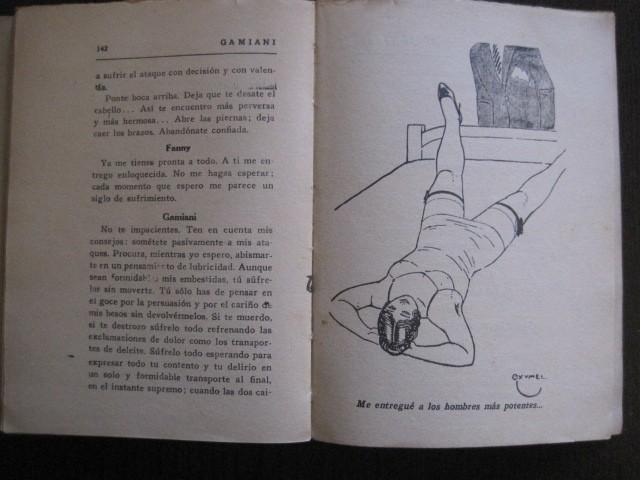 Libros de segunda mano: GAMIANI-DOS NOCHES DE QUIMERA-BIBLIOTECA FAUNO-AÑOS 30- MUCHOS DIBUJOS OXYMEL-VER FOTOS-(V-13.322) - Foto 36 - 110907487
