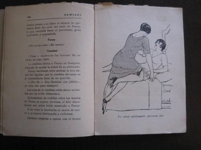 Libros de segunda mano: GAMIANI-DOS NOCHES DE QUIMERA-BIBLIOTECA FAUNO-AÑOS 30- MUCHOS DIBUJOS OXYMEL-VER FOTOS-(V-13.322) - Foto 37 - 110907487