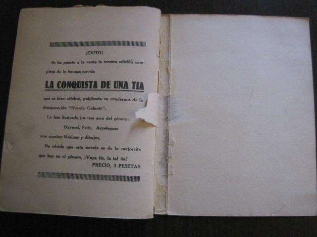 Libros de segunda mano: GAMIANI-DOS NOCHES DE QUIMERA-BIBLIOTECA FAUNO-AÑOS 30- MUCHOS DIBUJOS OXYMEL-VER FOTOS-(V-13.322) - Foto 40 - 110907487