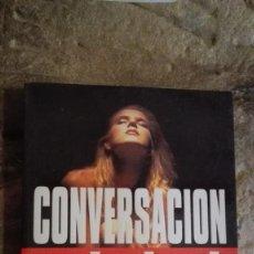 Libros de segunda mano: CONVERSACION CRIMINAL POR EVAN HUNTER. Lote 112321107
