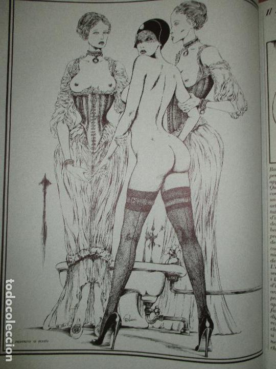 Libros de segunda mano: LHISTOIRE DO. CREPAX, Guido. 1975. Ed. NUMERADA Y FIRMADA. Erótica. Sadomasoquismo. BDSM. - Foto 4 - 117054627