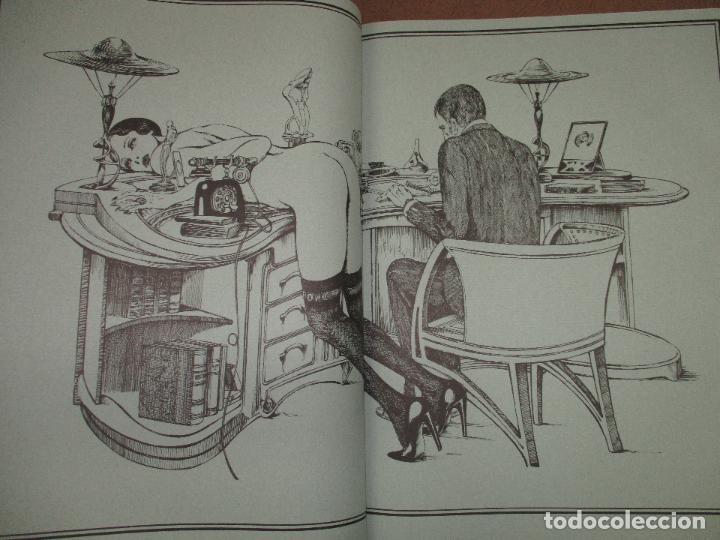 Libros de segunda mano: LHISTOIRE DO. CREPAX, Guido. 1975. Ed. NUMERADA Y FIRMADA. Erótica. Sadomasoquismo. BDSM. - Foto 5 - 117054627