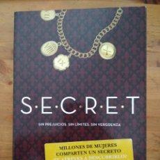 Libros de segunda mano: SECRET. L. MARIE ADELINE. ISBN 9788408050810. PLANETA. Lote 118642350