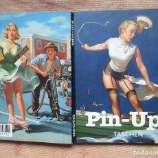 Libros de segunda mano: LIBRITO PIN UPS.TASCHEN.60 PAGINAS CON OTRAS TANTAS PIN UPS. Lote 119423939