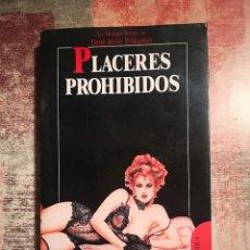 Libros de segunda mano - Placeres prohibidos - Las memorias íntimas de Dame Jenny Everleigh - 120446935