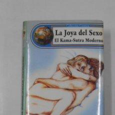 Libros de segunda mano: LA JOYA DEL SEXO: EL KAMA-SUTRA MODERNO. COLECCIÓN COSMOS. TDK278. Lote 120894995