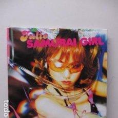 Libros de segunda mano: JULIE SAMURAI GIRL - DRAGO (EN INGLES9. Lote 121675567
