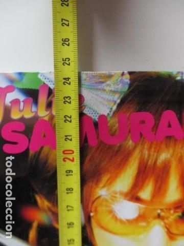 Libros de segunda mano: JULIE SAMURAI GIRL - DRAGO (EN INGLES9 - Foto 4 - 121675567