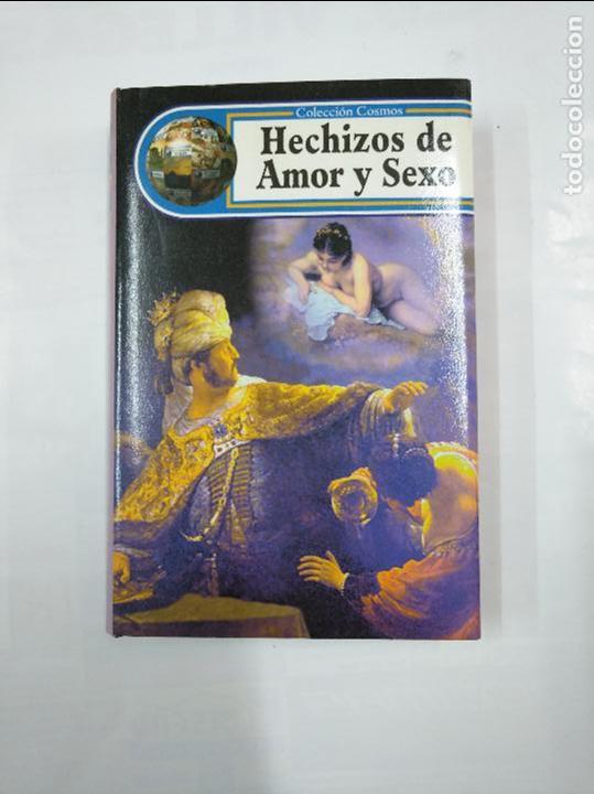 HECHIZOS DE AMOR Y SEXO. - DAVID MOAMAR. COLECCION COSMOS. TDK264 (Libros de Segunda Mano (posteriores a 1936) - Literatura - Narrativa - Erótica)