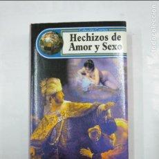 Libros de segunda mano: HECHIZOS DE AMOR Y SEXO. - DAVID MOAMAR. COLECCION COSMOS. TDK264. Lote 125025867