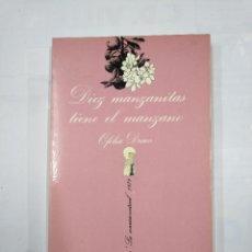 Libros de segunda mano: DIEZ MANZANITAS TIENE EL MANZANO. - DRACS, OFELIA. COLECCION LA SONRISA VERTICAL Nº 21. TDK345. Lote 125945191