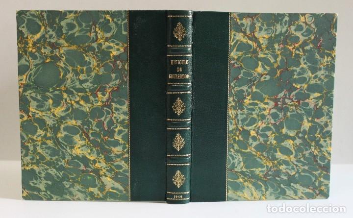 HISTOIRE DE GOUBERDOM. PORTIER DES CHARTREUX. - BRUSELAS, 1946. (Libros de Segunda Mano (posteriores a 1936) - Literatura - Narrativa - Erótica)