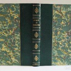 Libros de segunda mano: HISTOIRE DE GOUBERDOM. PORTIER DES CHARTREUX. - BRUSELAS, 1946.. Lote 123145136