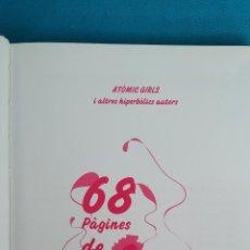Libros de segunda mano: 68 PÀGINES DE SEXE UNIVERSITARI. Lote 130305030