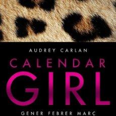 Libros de segunda mano: CALENDAR GIRL 1 (CATALÀ). GENER FEBRER MARÇ. Lote 131268876