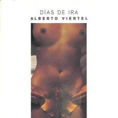 Libros de segunda mano: DIAS DE IRA.. Lote 131276804