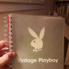 Libros de segunda mano: VINTAGE PLAYBOY 2008 TASCHEN DIARY. . Lote 133425638