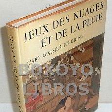 Libros de segunda mano: BEURDELEY / BATAILLE / SCHIPPER / FOU-JOUEI / PIMPANEAU. JEUX DES NUAGES ET DE LA PLUIE. L´ ART D´AI. Lote 133598395
