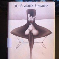 Libros de segunda mano: JOSÉ MARÍA ÁLVAREZ LA ESCLAVA INSTRUÍDA CÍRCULO LECTORES. Lote 135778242