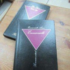 Livres d'occasion: LIBRO EMMANUELLE EMANUELLE ARSAN LA SONRISA VERTICAL 1 1984 L-809-1002. Lote 138190126