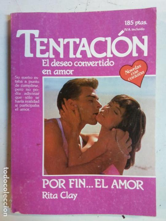 Bjs Tentacion Por Fin El Amor Rita Clay Edt Kaufen Erotische