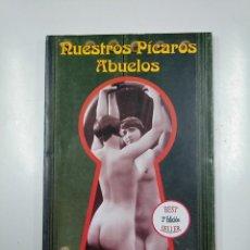 Libros de segunda mano: NUESTROS PICAROS ABUELOS. EL ARCA DE PAPEL EDITORES. TDK355. Lote 140860122