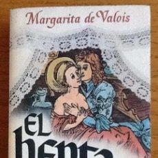 Libros de segunda mano: EL HEPTAMERON. MARGARITA DE VALOIS. Lote 141638278