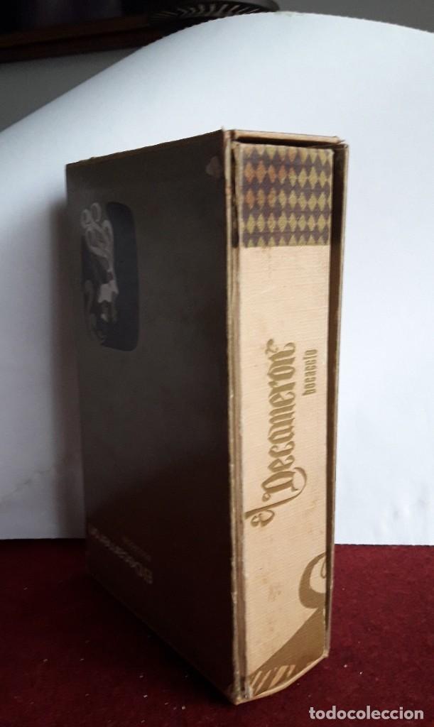 EL DECAMERÓN. GIOVANNI BOCCACCIO (Libros de Segunda Mano (posteriores a 1936) - Literatura - Narrativa - Erótica)