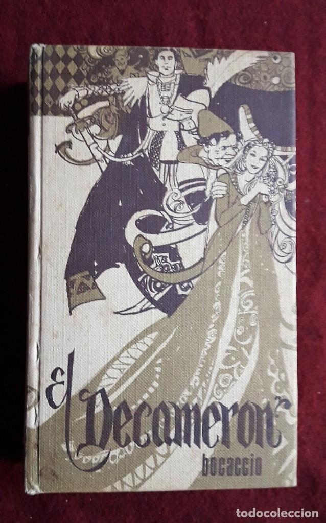 Libros de segunda mano: EL DECAMERÓN. Giovanni Boccaccio - Foto 2 - 142286902
