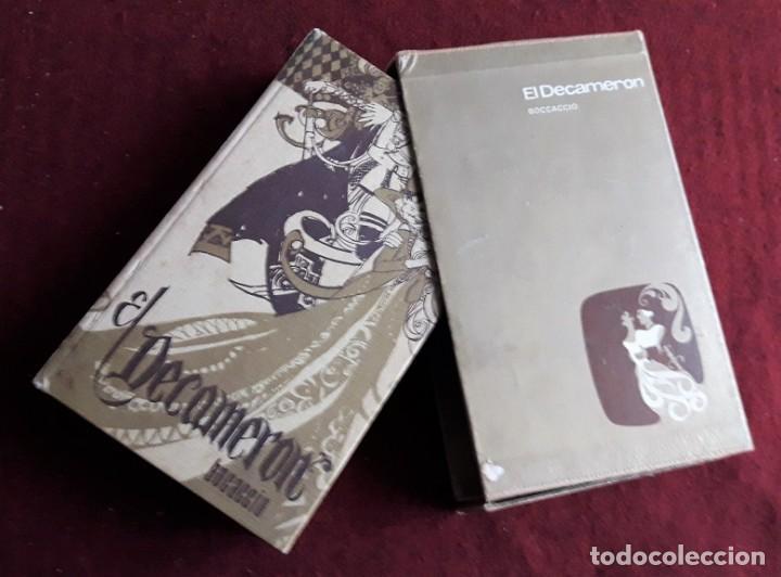 Libros de segunda mano: EL DECAMERÓN. Giovanni Boccaccio - Foto 3 - 142286902