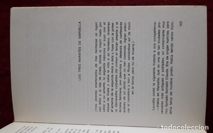 Libros de segunda mano: EL DECAMERÓN. Giovanni Boccaccio - Foto 4 - 142286902