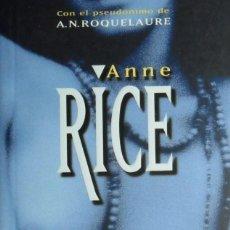 Libros de segunda mano: LA BELLA DURMIENTE. ANNE RICE. . Lote 143322122